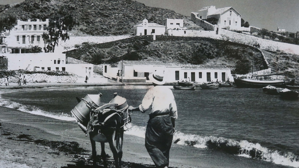 Kythnos Ancestral Memories.Traditional practicies throughout history